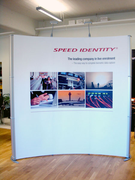 Speed Identitys monter