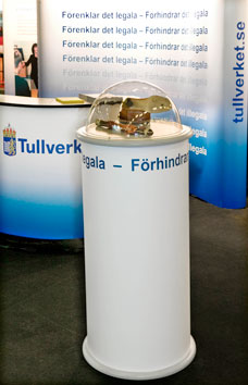 Tullverkets Round Podium